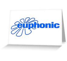 Euphonic Records Kyau & Albert Greeting Card