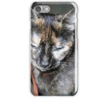Snickers is getting big and spoiled iPhone Case/Skin