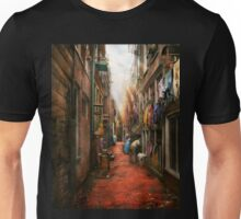 City - Germany - Alley - The other half 1904 Unisex T-Shirt