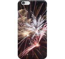 Fireworks abstract 30 2015 iPhone Case/Skin