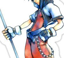 Sora Kingdom Hearts Sticker