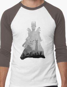 The Fellowship Walks Men's Baseball ¾ T-Shirt