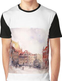akwarelka 81 Graphic T-Shirt