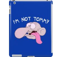 I'm Not Tommy! - Rugrats iPad Case/Skin