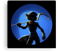 SLY COOPER THIEVES Canvas Print