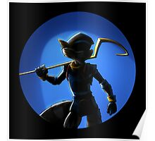 SLY COOPER THIEVES Poster