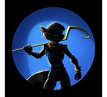 SLY COOPER THIEVES Photographic Print
