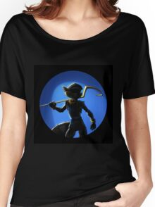 SLY COOPER THIEVES Women's Relaxed Fit T-Shirt
