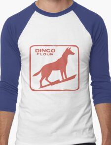 dingo flour Men's Baseball ¾ T-Shirt
