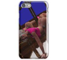 Sexy Yoga 1 iPhone Case/Skin