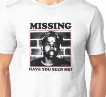 "Earl Sweatshirt ""MISSING"" ""HAVE YOU SEEN ME?"" (REMAKE) Unisex T-Shirt"