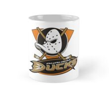 Anaheim Mighty Ducks coklate logo Mug