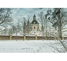 Old monastery Photographic Print