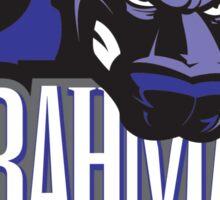 Brahmas hockey logo Sticker