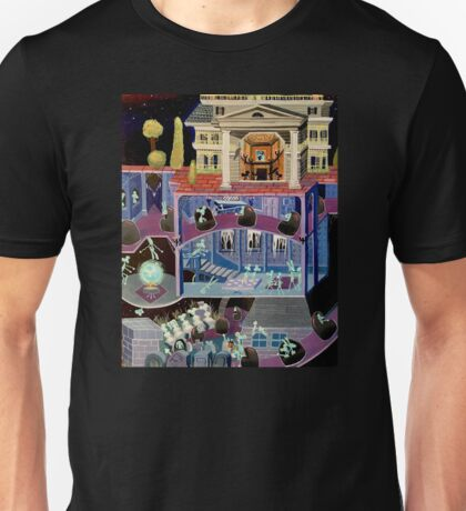 Haunted mansion inspired  Unisex T-Shirt