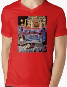 Haunted mansion inspired  Mens V-Neck T-Shirt