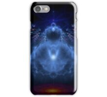 Buddhabrot Fractal Mandelbrot  - Digital Art iPhone Case/Skin