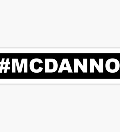 #MCDANNO Sticker