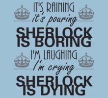Sherlock is Dying by qindesign