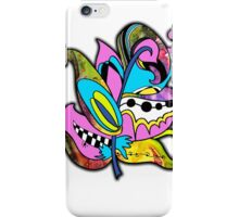 Fun and Funky, Fanciful Feather iPhone Case/Skin