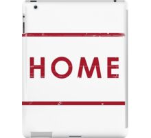 Kansas Home - Red iPad Case/Skin