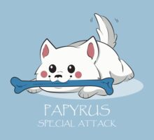 Undertale - Papyrus's special attack Kids Tee
