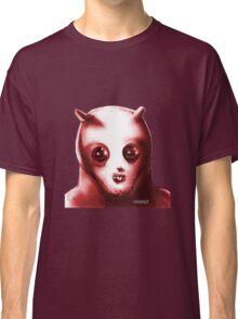 toothy alien anticute cartoon style Classic T-Shirt