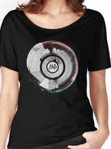 Hello Escher  Women's Relaxed Fit T-Shirt