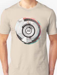 Hello Escher  Unisex T-Shirt