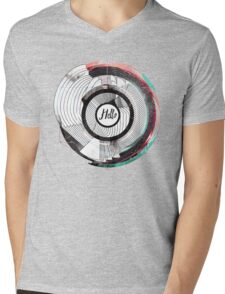 Hello Escher  Mens V-Neck T-Shirt