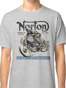 NORTON TT VINTAGE ART Classic T-Shirt