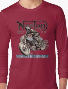 NORTON TT VINTAGE ART Long Sleeve T-Shirt