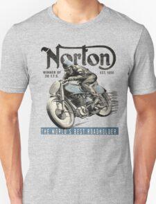 NORTON TT VINTAGE ART Unisex T-Shirt