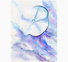 Hollyhock #17 – Daily painting #764 Unisex T-Shirt
