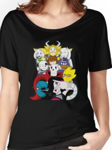 Undertale Everyone Women's Relaxed Fit T-Shirt