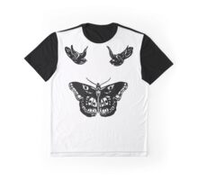 Harry Styles - Birds & Butterfly Graphic T-Shirt