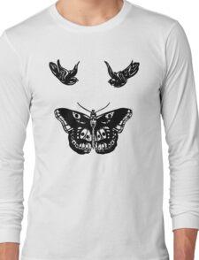 Harry Styles - Birds & Butterfly Long Sleeve T-Shirt