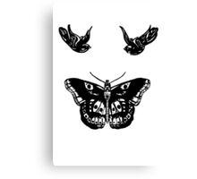 Harry Styles - Birds & Butterfly Canvas Print