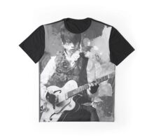 Ryan Ross Splatter Graphic T-Shirt