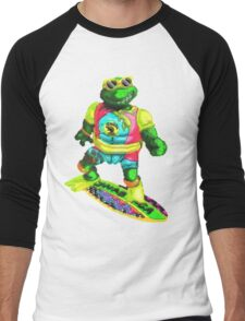 Psychedelic mikey Men's Baseball ¾ T-Shirt