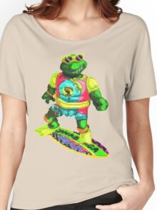 Psychedelic mikey Women's Relaxed Fit T-Shirt