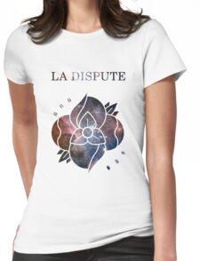 La Dispute - Galaxy TRANSPARENT DESIGN Womens Fitted T-Shirt
