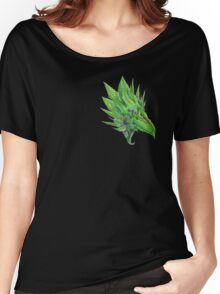 Leaf Dragon Women's Relaxed Fit T-Shirt