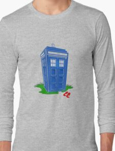 Wicked Tardis Long Sleeve T-Shirt