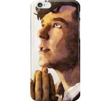 Sherlock 02 iPhone Case/Skin