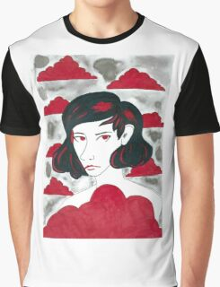 Red Cloud  Graphic T-Shirt