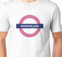 Wonderland Line Unisex T-Shirt