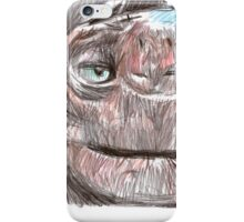 the neverending story film sketch iPhone Case/Skin
