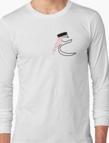 arabic letter Long Sleeve T-Shirt