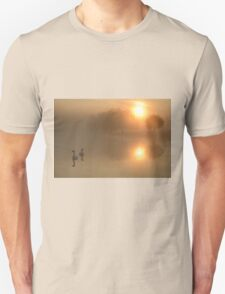 Two Swans Unisex T-Shirt